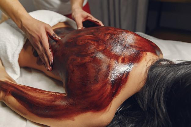 Chocolate Body Mask