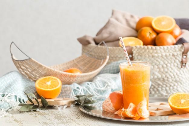 Vitamin C Body Mask