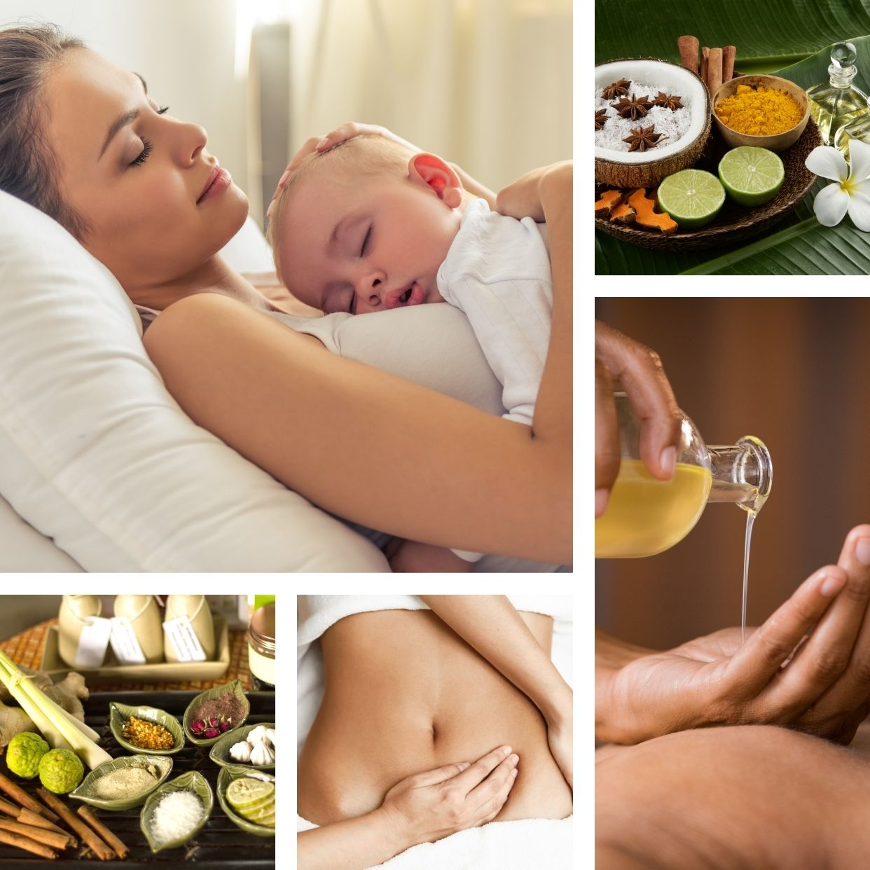 Mom-to-be Prenatal Massage